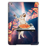 DJ Pizza Cat iPad Case-kite.ly-iPad Air 2-| All-Over-Print Everywhere - Designed to Make You Smile