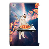 DJ Pizza Cat iPad Case-kite.ly-iPad Mini 4-| All-Over-Print Everywhere - Designed to Make You Smile