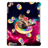 Donut Cat-Astrophy iPad Case-kite.ly-iPad 2,3,4 Case-| All-Over-Print Everywhere - Designed to Make You Smile