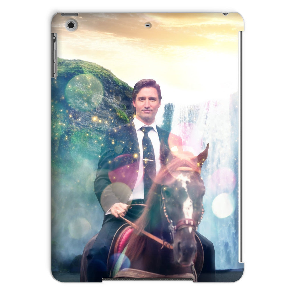 IPad Cases - Dreamy Trudeau IPad Case
