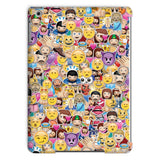 Emoji Invasion iPad Case-kite.ly-iPad Air-| All-Over-Print Everywhere - Designed to Make You Smile