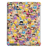 Emoji Invasion iPad Case-kite.ly-iPad 2,3,4 Case-| All-Over-Print Everywhere - Designed to Make You Smile