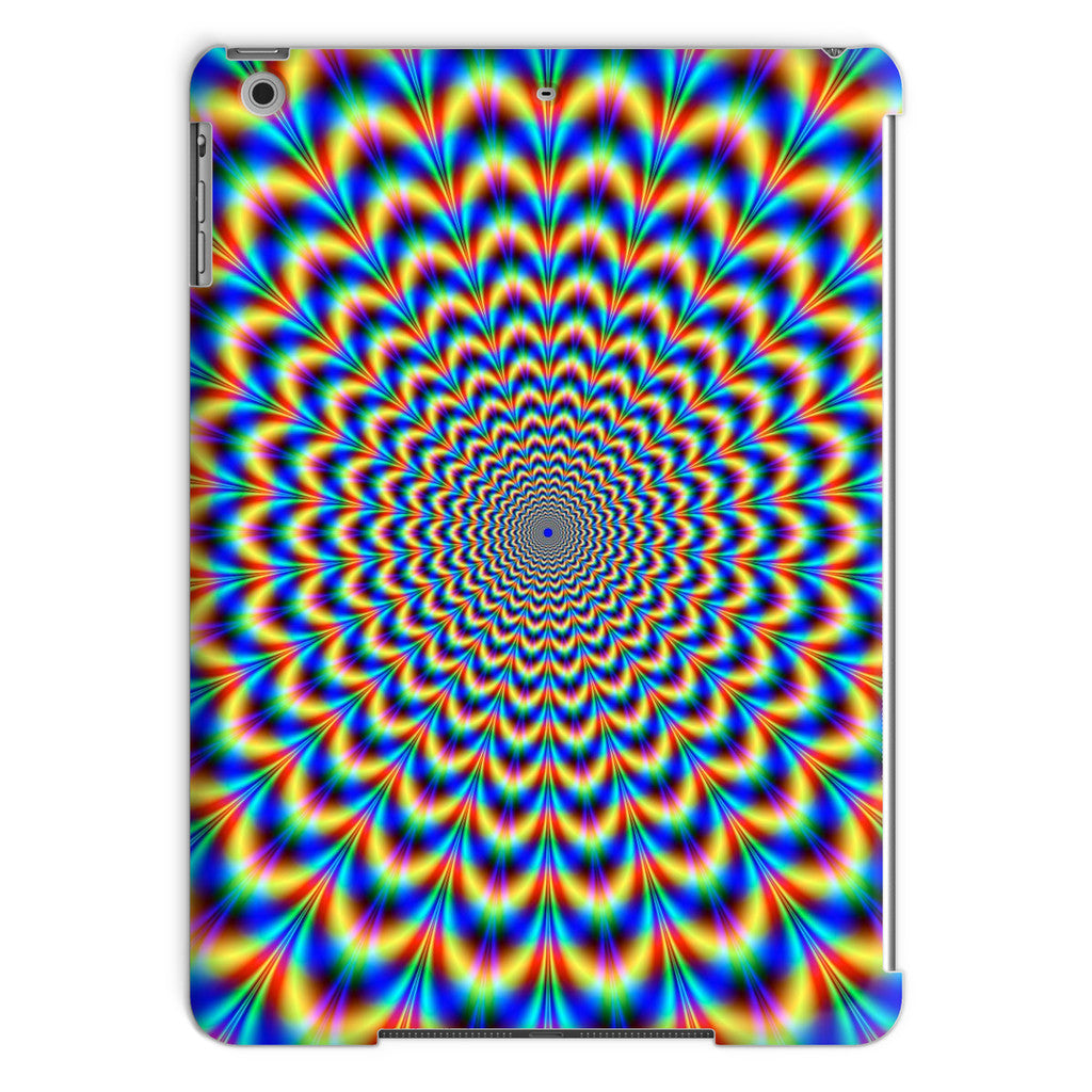 Fractal Pulse iPad Case-kite.ly-iPad Air-| All-Over-Print Everywhere - Designed to Make You Smile