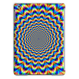 Fractal Pulse iPad Case-kite.ly-iPad Air 2-| All-Over-Print Everywhere - Designed to Make You Smile