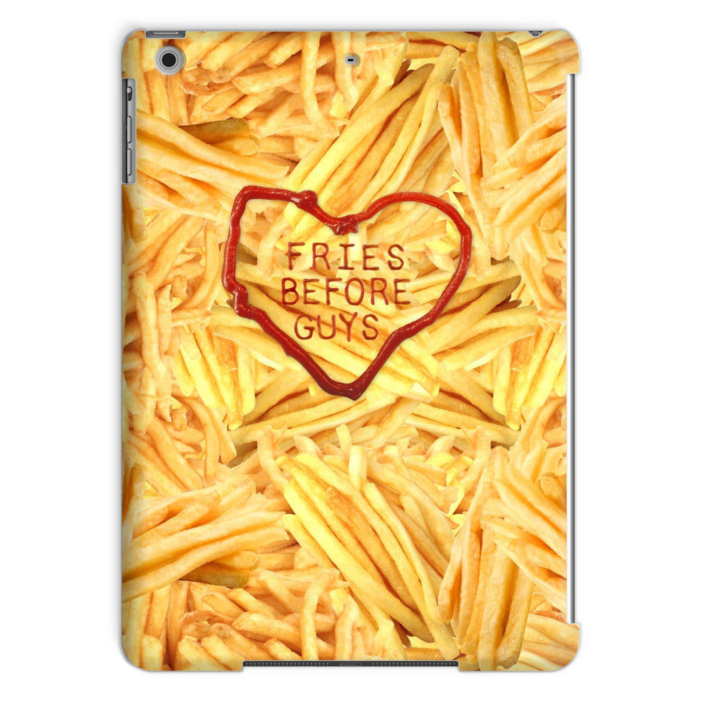 Fries Before Guys iPad Case-kite.ly-iPad Air-| All-Over-Print Everywhere - Designed to Make You Smile