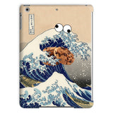 Great Wave of Cookie Monster iPad Case-kite.ly-iPad Air 2-| All-Over-Print Everywhere - Designed to Make You Smile
