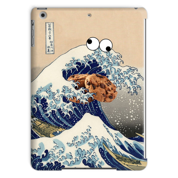 IPad Cases - Great Wave Of Cookie Monster IPad Case