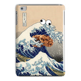 Great Wave of Cookie Monster iPad Case-kite.ly-iPad Mini 2,3-| All-Over-Print Everywhere - Designed to Make You Smile