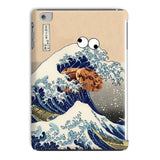 Great Wave of Cookie Monster iPad Case-kite.ly-iPad Mini 4-| All-Over-Print Everywhere - Designed to Make You Smile