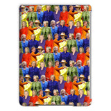 Hillary Clinton Rainbow Suits iPad Case-kite.ly-iPad Air-| All-Over-Print Everywhere - Designed to Make You Smile