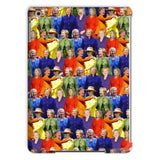 Hillary Clinton Rainbow Suits iPad Case-kite.ly-iPad Air 2-| All-Over-Print Everywhere - Designed to Make You Smile