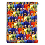 Hillary Clinton Rainbow Suits iPad Case-kite.ly-iPad 2,3,4 Case-| All-Over-Print Everywhere - Designed to Make You Smile