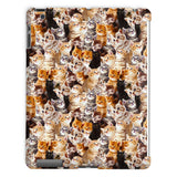 Kitty Invasion iPad Case-kite.ly-iPad 2,3,4 Case-| All-Over-Print Everywhere - Designed to Make You Smile