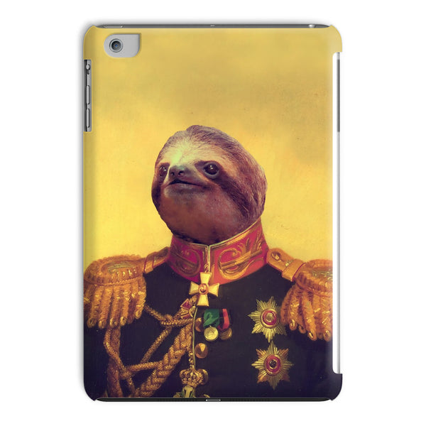 IPad Cases - Lil' General Sloth IPad Case