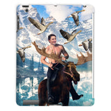 Moosin' Trudeau iPad Case-kite.ly-iPad 2,3,4 Case-| All-Over-Print Everywhere - Designed to Make You Smile