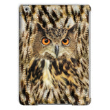 Owl Face iPad Case-kite.ly-iPad Air 2-| All-Over-Print Everywhere - Designed to Make You Smile