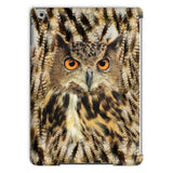 Owl Face iPad Case-kite.ly-iPad Air-| All-Over-Print Everywhere - Designed to Make You Smile