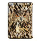 Owl Face iPad Case-kite.ly-iPad Mini 4-| All-Over-Print Everywhere - Designed to Make You Smile