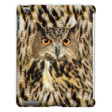 Owl Face iPad Case-kite.ly-iPad 2,3,4 Case-| All-Over-Print Everywhere - Designed to Make You Smile