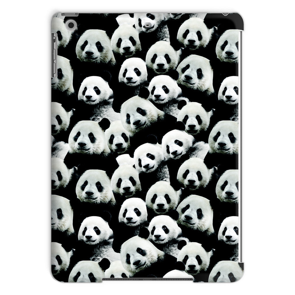 Panda Invasion iPad Case-kite.ly-iPad Air-| All-Over-Print Everywhere - Designed to Make You Smile