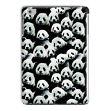 Panda Invasion iPad Case-kite.ly-iPad Mini 4-| All-Over-Print Everywhere - Designed to Make You Smile