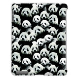 Panda Invasion iPad Case-kite.ly-iPad 2,3,4 Case-| All-Over-Print Everywhere - Designed to Make You Smile