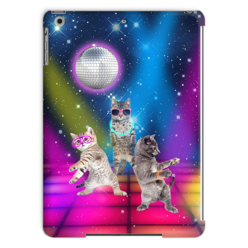 Party Cats iPad Case-kite.ly-iPad Air-| All-Over-Print Everywhere - Designed to Make You Smile