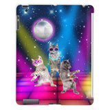 Party Cats iPad Case-kite.ly-iPad 2,3,4 Case-| All-Over-Print Everywhere - Designed to Make You Smile