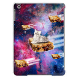 PB&J Galaxy Cat iPad Case-kite.ly-iPad Air 2-| All-Over-Print Everywhere - Designed to Make You Smile