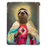 Sloth Jesus iPad Case-kite.ly-iPad 2,3,4 Case-| All-Over-Print Everywhere - Designed to Make You Smile