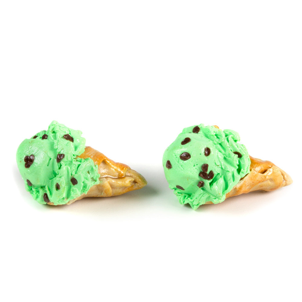 Jewellery - Mint Choco Chip Earring