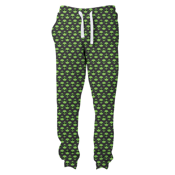 Alienz Joggers-Shelfies-| All-Over-Print Everywhere - Designed to Make You Smile