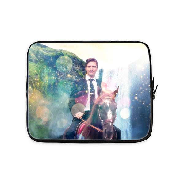 Laptop Sleeves - Dreamy Trudeau Laptop Sleeve