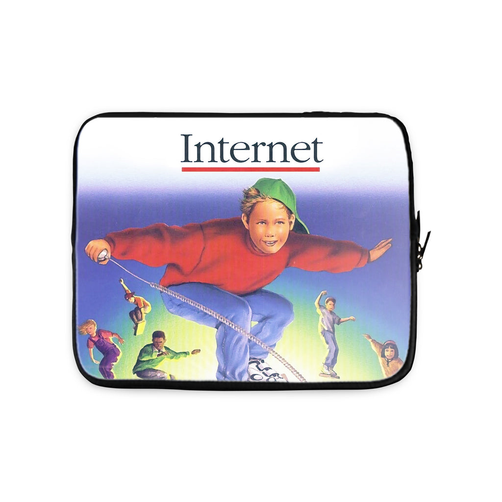 Internet Kids Laptop Sleeve-Gooten-10 inch-| All-Over-Print Everywhere - Designed to Make You Smile
