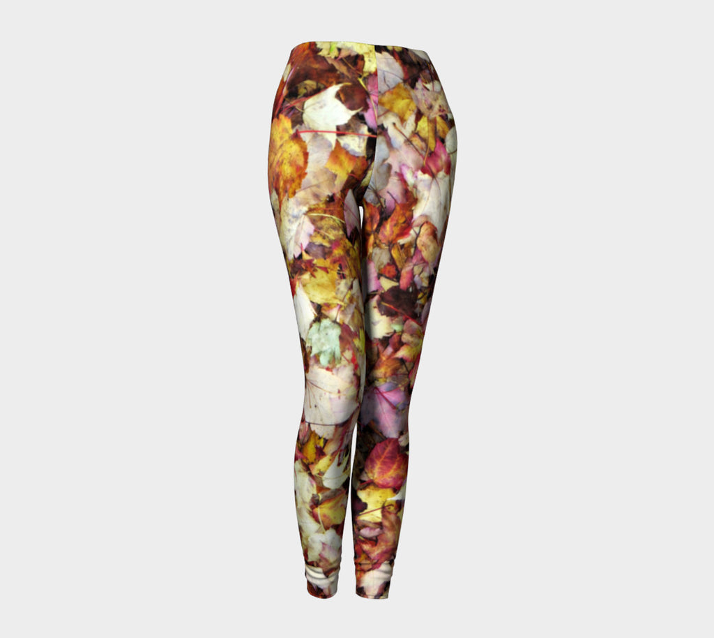 Leggings - Fall Leaves Leggings