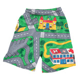 Carpet Track Men's Shorts-Shelfies-| All-Over-Print Everywhere - Designed to Make You Smile