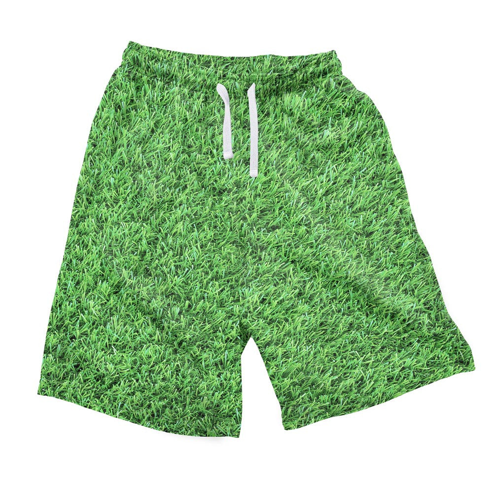 Men's Shorts - Grass Men's Shorts