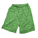 Grass Invasion Men's Shorts-Shelfies-S-| All-Over-Print Everywhere - Designed to Make You Smile