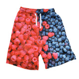 Men's Shorts - Mixed Berries Men's Shorts