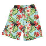Tropical Bird Men's Shorts-Shelfies-| All-Over-Print Everywhere - Designed to Make You Smile