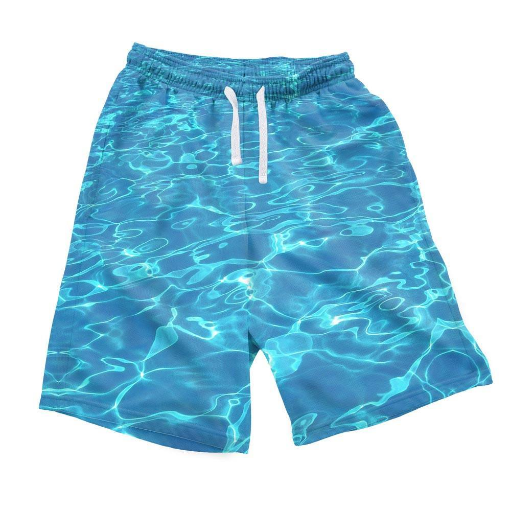 Men's Shorts - Water Men's Shorts