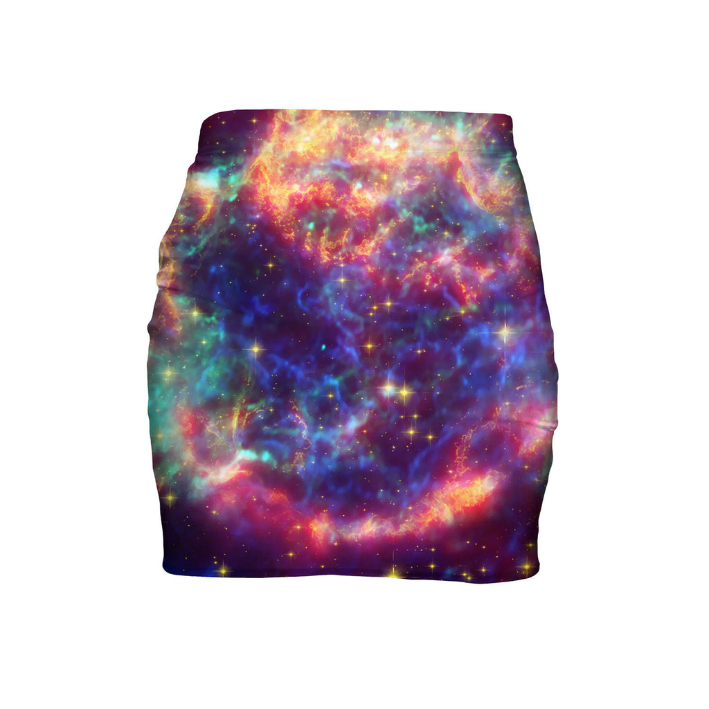 G11 Dot Mini Skirt-Shelfies-| All-Over-Print Everywhere - Designed to Make You Smile
