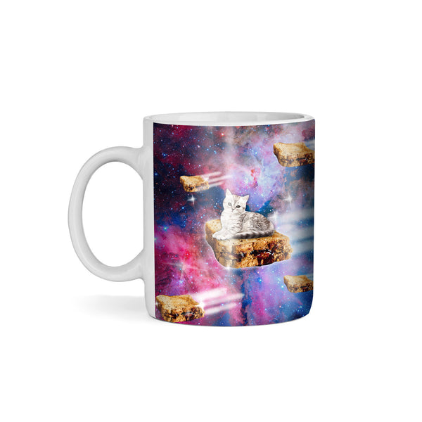 Mugs - PB&J Galaxy Cat Coffee Mug