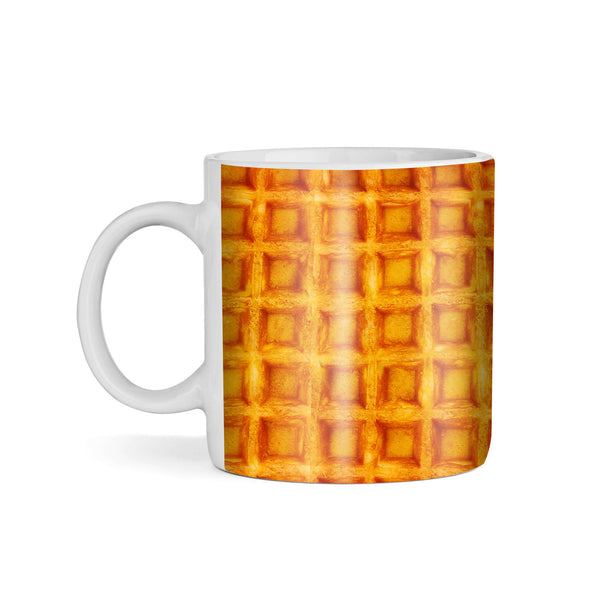 Waffle Invasion Coffee Mug-Gooten-15oz-| All-Over-Print Everywhere - Designed to Make You Smile