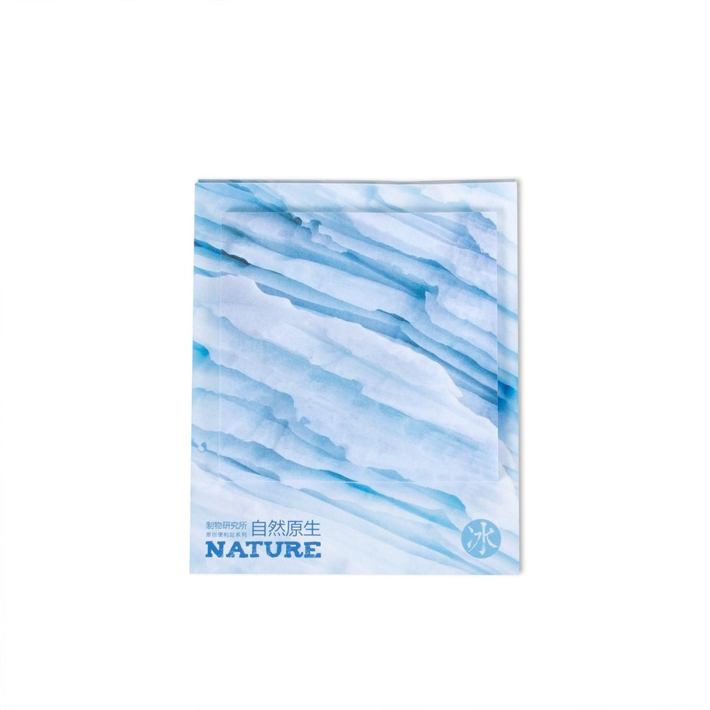 Blue Nature Sticky Notes-Shelfies-| All-Over-Print Everywhere - Designed to Make You Smile