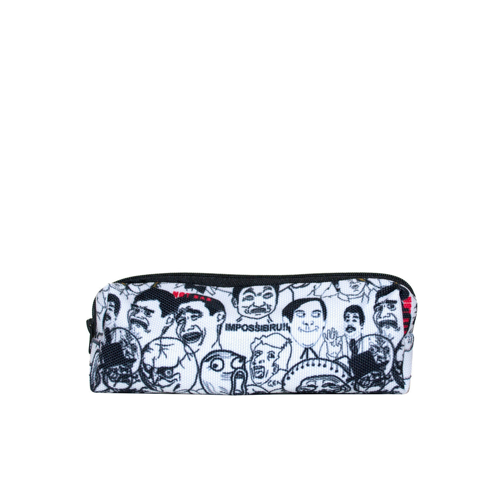 Meme Invasion Pencil Case-Shelfies-| All-Over-Print Everywhere - Designed to Make You Smile
