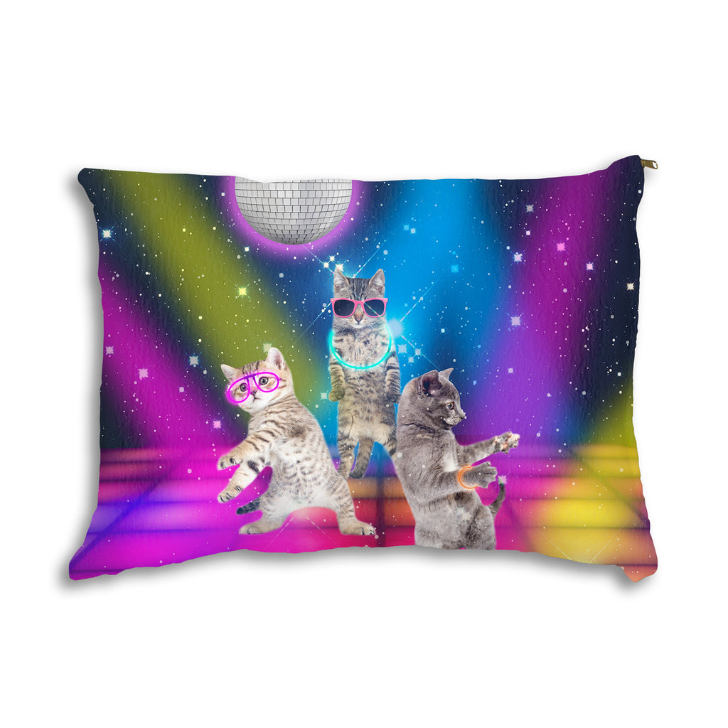 Party Cats Pet Bed-teelaunch-One Size-| All-Over-Print Everywhere - Designed to Make You Smile