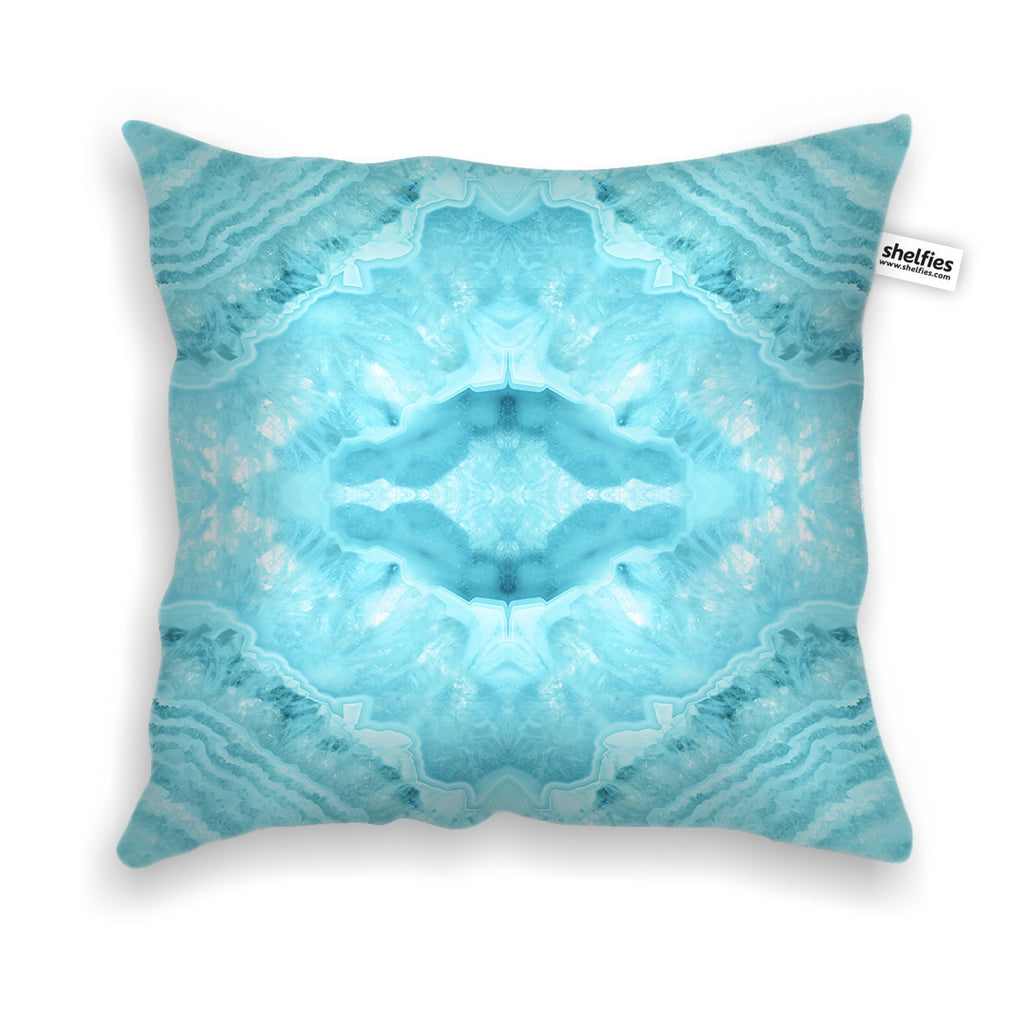 Agate Throw Pillow Case-Shelfies-| All-Over-Print Everywhere - Designed to Make You Smile