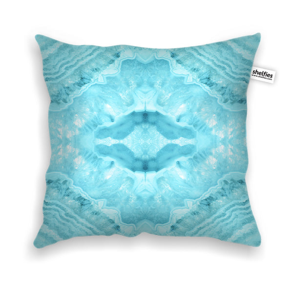 Pillow Cases - Agate Throw Pillow Case
