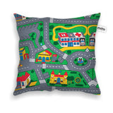 Pillow Cases - Carpet Track Throw Pillow Case